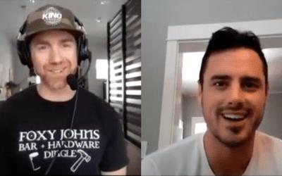 The Bachelor Ben Higgins Talks Mental Health