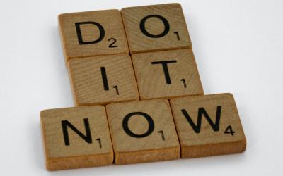 4 Steps to Minimizing Procrastination